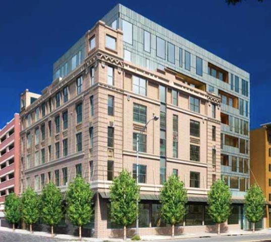 Garden Street lofts Hoboken Nj
